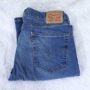 Levi Strauss 514 Straight Leg Jeans